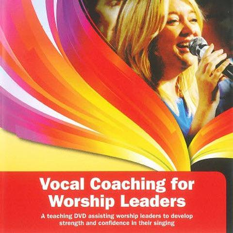 Worship Today DVD: Vocal Coaching For Worship Leaders