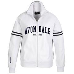 Retro Jacket White
