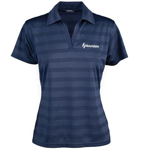 Ice Cool Polo Navy