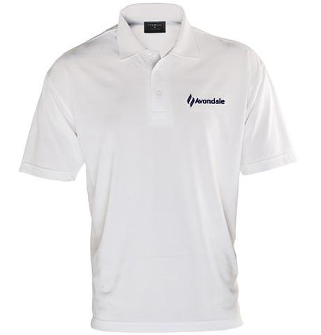 Ice Cool Polo White